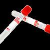 пробирка вакуумная 4мл (13х75) (пластик) красная